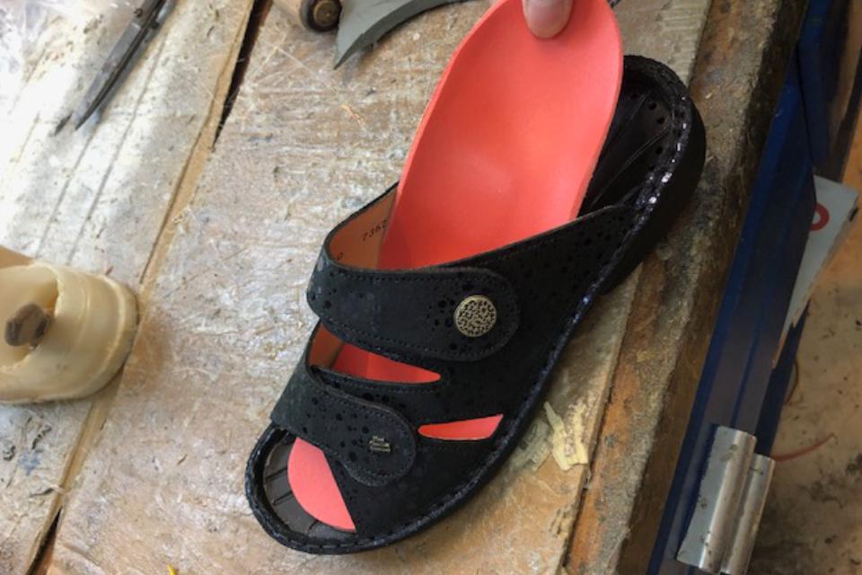 Passprobe-Einlage-in-Schuh