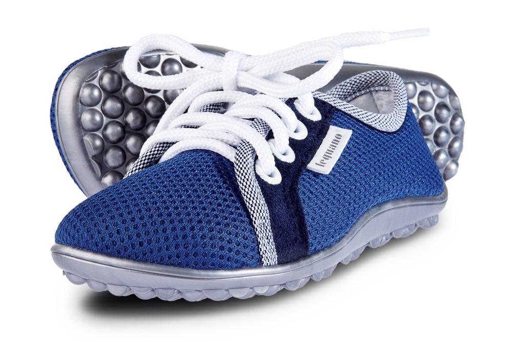 Leguano Sneakers in blau