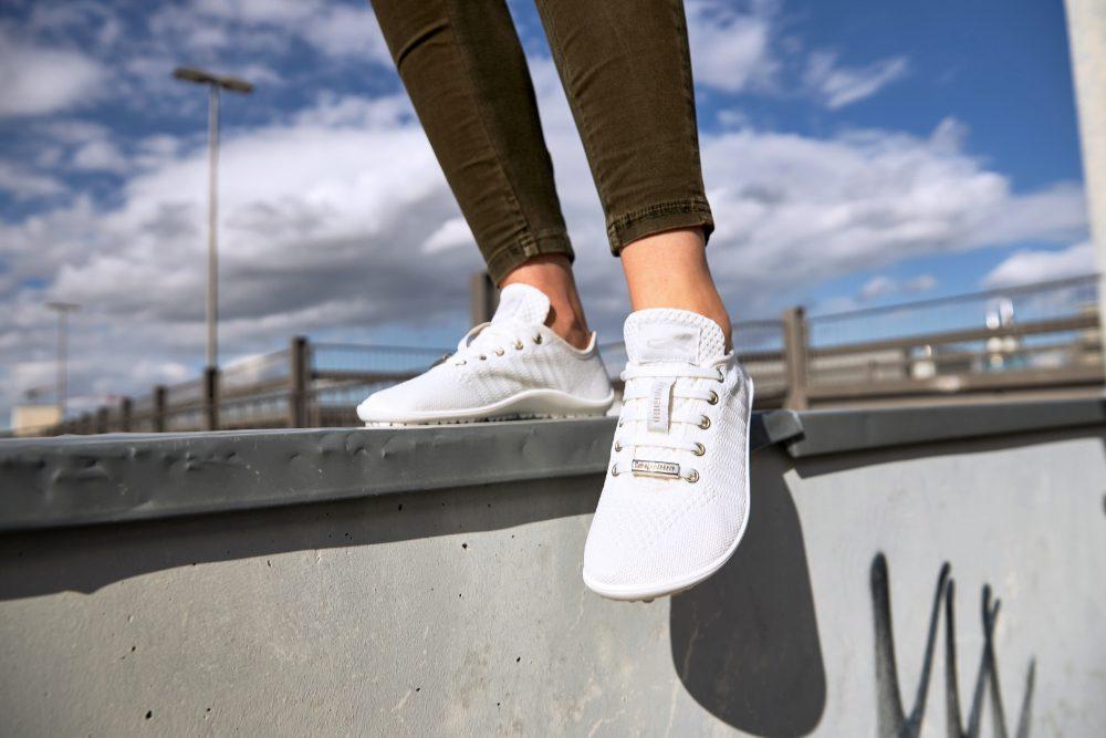Leguano Sneakers in weiß