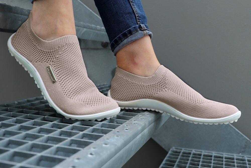 Leguano Sneakers in rosé